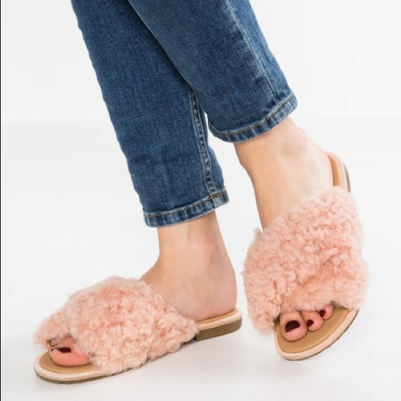 798f9d1bf4c NEW UGG JONI Color:Seashell Pink NWT